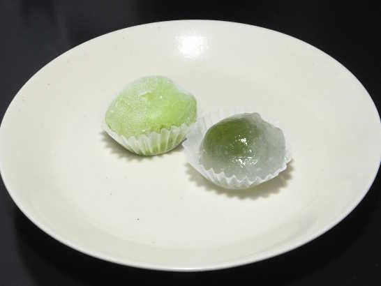 コンビニパンだ_抹茶味わう和菓子二種【セブンイレブン】_中身00