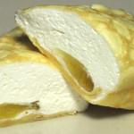 レアチーズクレープ(シチリア産レモンのレモンソース使用)【デイリーヤマザキ】