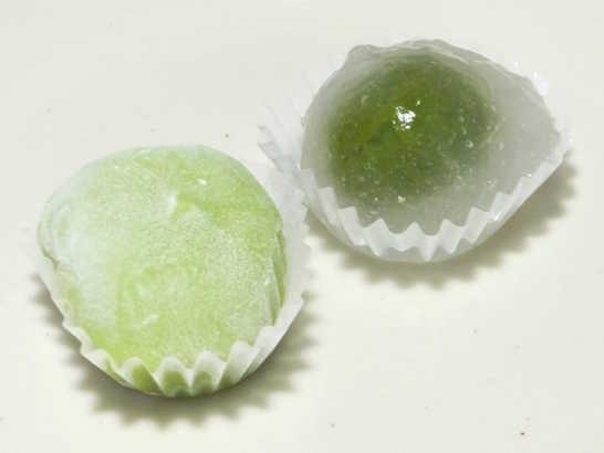 コンビニパンだ_抹茶味わう和菓子二種【セブンイレブン】_中身01
