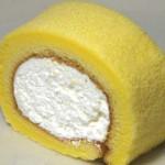 もち食感ロール(すっきりレモンクリーム)【ローソン】