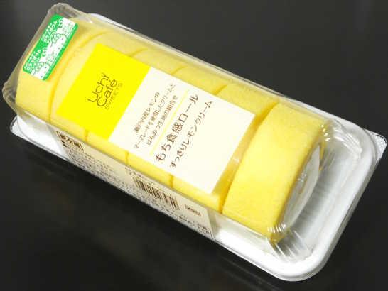 コンビニパンだ_もち食感ロール(すっきりレモンクリーム)【ローソン】_外観00
