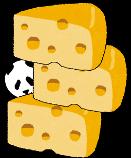 コンビニパンダ_チーズ_3