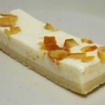 ヨーグルトとオレンジのなめらかチーズケーキ【ファミリーマート】