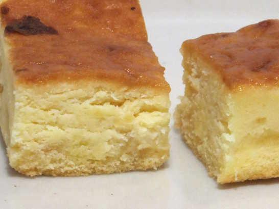 コンビニスイーツだ_りんごのヨーグルト風味ケーキ【ファミリーマート】_中身03