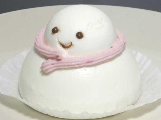 コンビニスイーツだ_雪の子ムースケーキ【セブンイレブン】_中身01