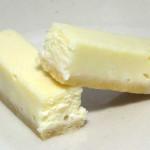 ホワイトチョコのチーズケーキ【サークルKサンクス】