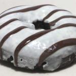チョコケーキドーナツ(ホワイトチョコ)【ローソン】