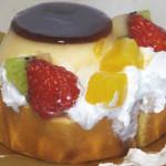 ロールケーキ ア・ラ・モード【セブンイレブン】