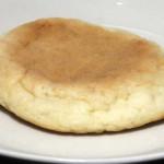 ブランの平焼きメロンパン【ローソン】