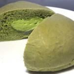 おもちみたいな宇治抹茶ホイップクリームパン【サークルKサンクス】
