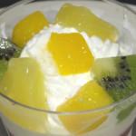 彩り果実のフルーツケーキ【セブンイレブン】