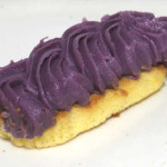紫芋のスイートポテト(沖縄県宮古島産ちゅら恋紅使用)【ファミリーマート】