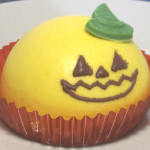 ハロウィンかぼちゃのムースケーキ【セブンイレブン】