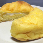 シュークリームみたいなパン(カスタード&ホイップ)【ファミリーマート】