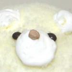 白いくまさんムースケーキ【セブンイレブン】