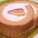 いちごのロールケーキ【セブンイレブン】