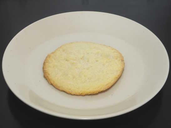 コンビニパンだ_うちのメロンパンの皮です。【サークルKサンクス】中身00