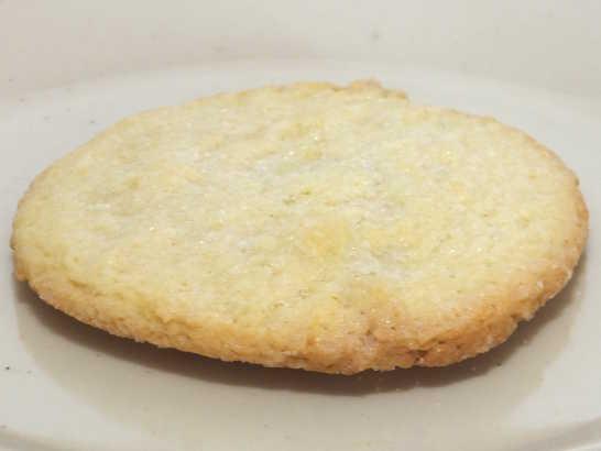 コンビニパンだ_うちのメロンパンの皮です。【サークルKサンクス】中身01