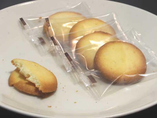 コンビニスイーツだ_バターが上品に香る 優しい食感のバタークッキー【セブンイレブン】中身04