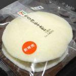 もっちり白いレアチーズどら【セブンイレブン】