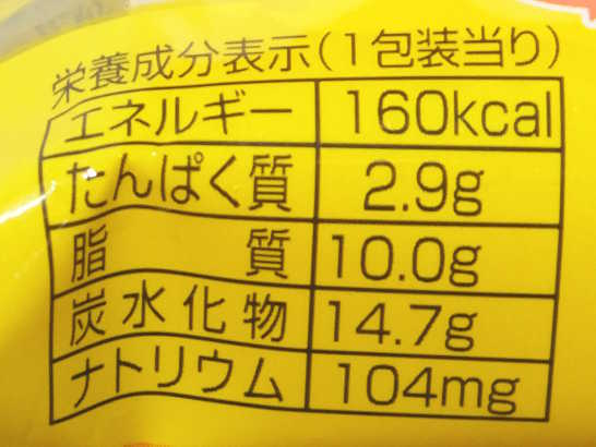 コンビニスイーツだ_白いチーズケーキ オレンジ&レモンソースカロリー原材料表示00