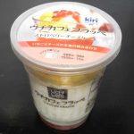 ウチカフェフラッペ ストロベリーチーズケーキ【ローソン】