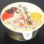 レアチーズ氷【セブンイレブン】