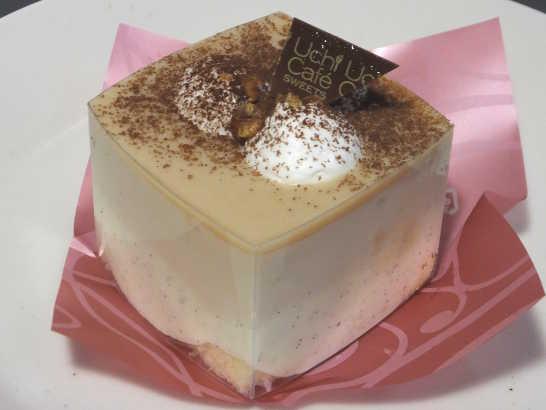 コンビニスイーツだ_ブロンドチョコレートのスペシャルケーキ【ローソン】中身01