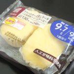 ブランのチーズ蒸しケーキ 北海道産クリームチーズ【ローソン】