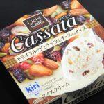 カッサータ ドライフルーツとナッツとチーズのアイス【ローソン】