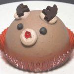 トナカイのチョコムースケーキ【セブンイレブン】