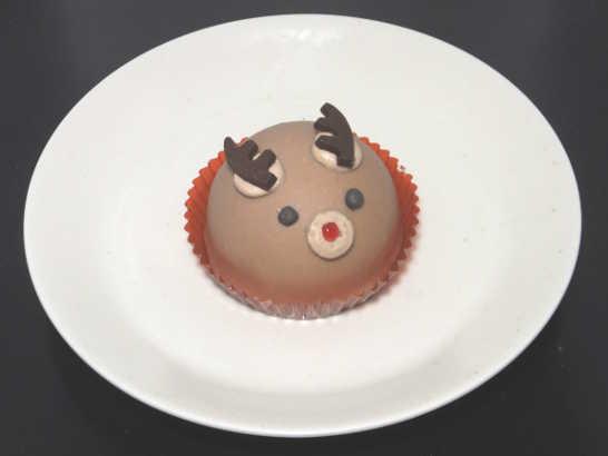 コンビニスイーツだ_ふトナカイのチョコムースケーキ【セブンイレブン】中身00