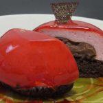 赤いクリスマスケーキ【ローソン】