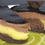 ベルガモット香るチョコレートケーキ【ローソン】