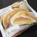 チーズクリームメロンパン【ローソン】