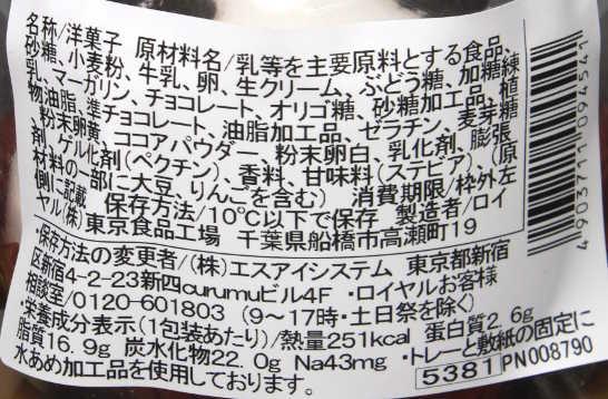 コンビニスイーツだ_パンダのミルク&チョコケーキ【セブンイレブン】カロリー原材料表示00