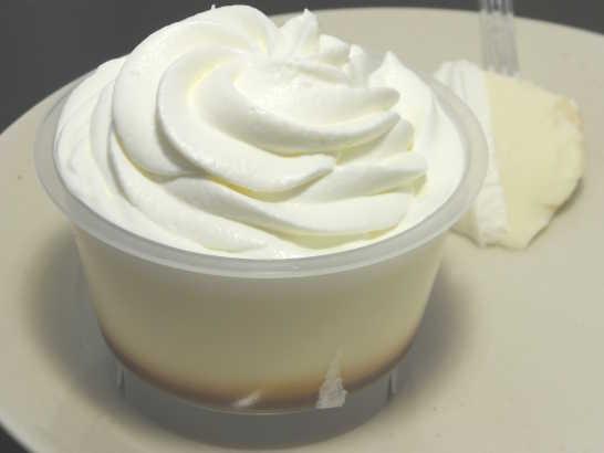 コンビニスイーツだ_北海道産牛乳のまっしろみるくぷりん【セブンイレブン】中身04