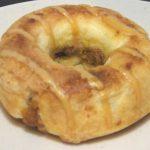 クッキーとデニッシュのベイクドドーナツ(塩キャラメル)【ファミリーマート】