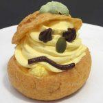 おばけかぼちゃのシュークリーム【ファミリーマート】