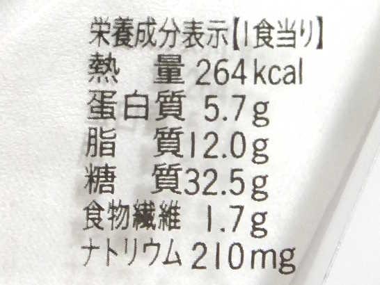 コンビニパンだ_クリームたっぷり いちごサンド【ローソン】カロリー原材料表示01