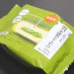 ふわっとろ宇治抹茶レアチーズわらび【セブンイレブン】