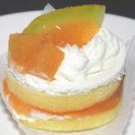 夕張メロンのショートケーキ【ローソン】