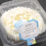 ココナッツミルククリームのパンケーキ【ローソン】