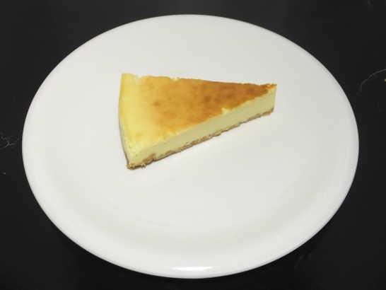 コンビニスイーツだ_ベイクドチーズケーキ【セブンイレブン】中身00