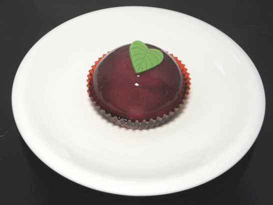 コンビニスイーツだ_安納芋のムースケーキ クッキー&芋ブリュレ【セブンイレブン】中身00